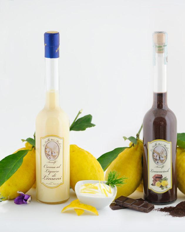 Cream liqueurs