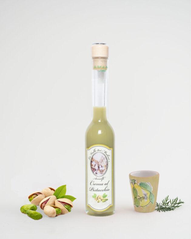 liquore crema di pistacchio