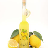 limoncello amalfi special edition decorata