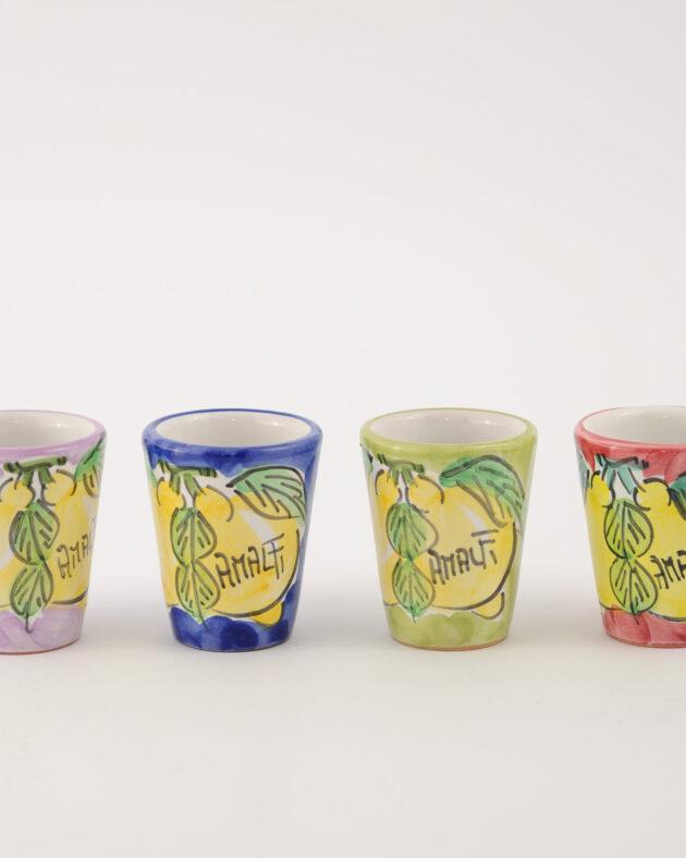 glasses wedding amalfi vietri ceramica